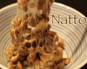 Natto (Nattokinase) Fresh Live Starter Culture