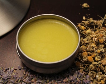 Calm Balm- Aromatherapy for Babies, Children and Adults