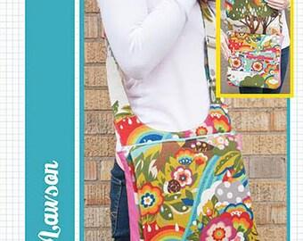 Hyacinth Bag Crossbody Purse Pattern from Sew Sweetness