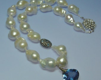SALE:  Royalty Necklace - as seen in Bead Trends Magazine