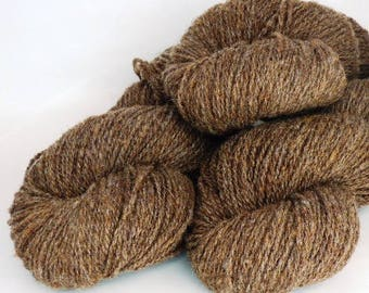 Handspun Wool Yarn!  250 Yards of Worsted Weight for Your Favorite Socks!(FREE SHIPPING!)
