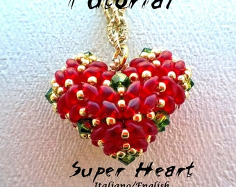 Pendant Super Heart