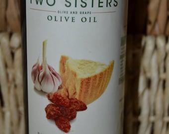 Sundried Tomato, Parmesan & Garlic Olive Oil