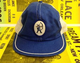 Vintage Archer Trucker Hat