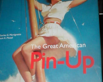 The Great American PIN-UP Book by Taschen