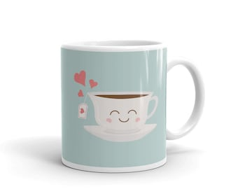 Happy Tea Mug