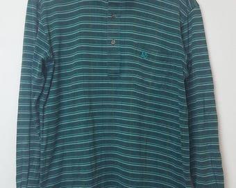 Vintage Christian Dior Monsieur long sleeves polo shirt