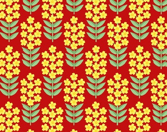 South Carolina Deco State by Tiffany Lerman of In The Beginning Fabrics