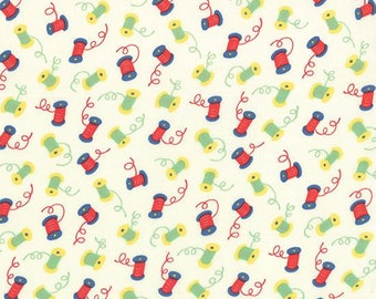 Playtime 30's by Moda Fabrics and Chloe's Closet 32792-11  By the Yard