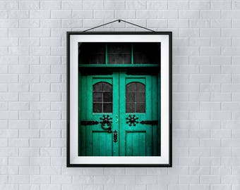 Vintage Gothic - Premium Quality – Wall Art - Giclée Print – Urban Art - Martin Sylvester - Sylvo81