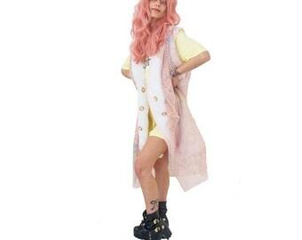 Bubble Gum Coat