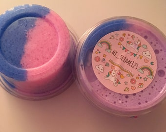Candy floss mix