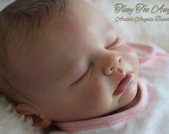 Custom reborn baby Sam by Marissa May. Made to order