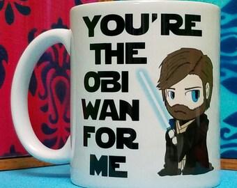 Obi Wan For Me Mug
