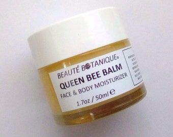 QUEEN BEE BALM - Restorative Face & Body Moisturizer