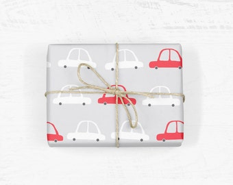 Car Wrapping Paper