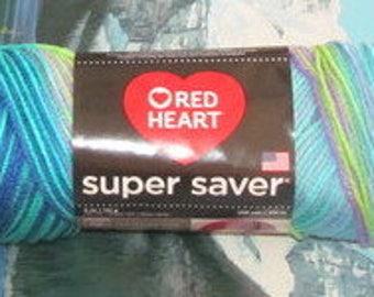 3003955 Red Heart Super Saver 5 oz Wildflower