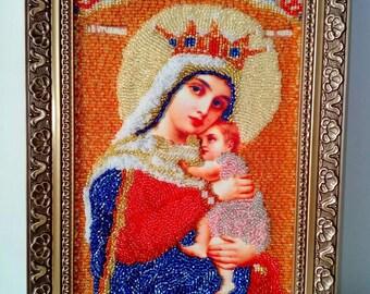 Ікона Пресвятої Богородиці у відчаї єдина надія