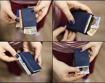 Best men gift, Wallets, Mens Wallet, Minimalist Wallet, Womens Wallet, Leather Wallet, RFID Wallet, Original Nero Wallet