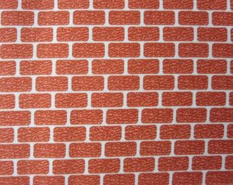 Let's Build Bricks  - 1151-83  - Henry Glass - By Blue Fish Designs - Nidhi Wadhwa