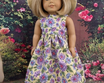 Lovely Spring /Summer Outfit for 18 Inch Dolls