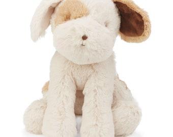 Personalized  Puppy   baby shower gift   stuffed puppy   stuffed animal   baby boy gift   baby girl gift   embroidered puppy   Newborn gift