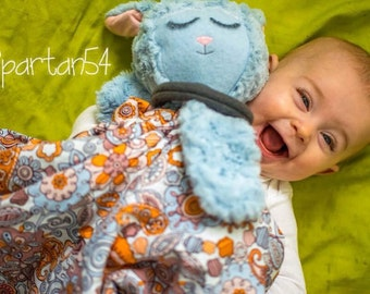 Create your own Lullaby Blanket Baby