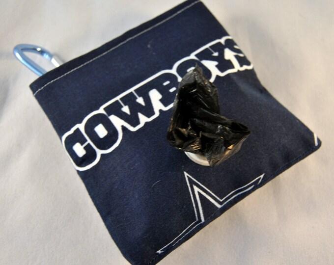 Cowboys Poop Bag Pouch