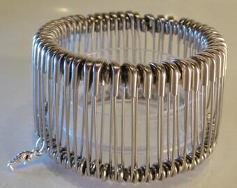 Steampunk Upcycled Bracelet