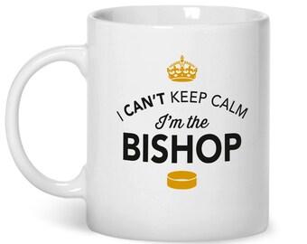 Bishop Gift, Bishop Mug, Gifts For Bishop, Preacher Gift, Bishop Appreciation, Bishop Stole, Wedding Mug , Funny Wedding Mug, Wedding Mugs