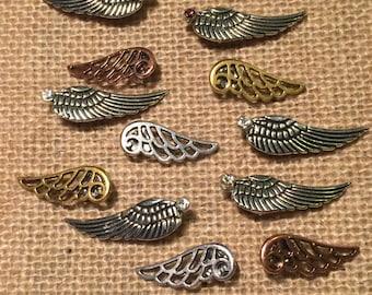 Earrings- Wings (Varied)