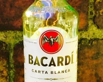 Bacardi Rum Light, Battery operated, LED