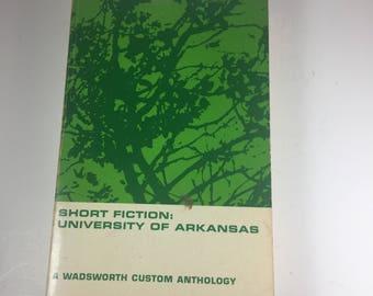 1969 University of Arkansas Short Fiction Collection