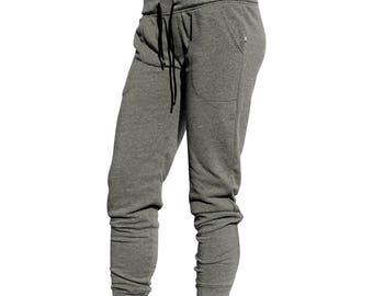 M3>U Fleece Women's tapered jogger