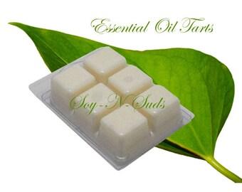 LEMON LAVENDER ESSENTIAL Oil // Wax Tarts // Soy Tarts // Candle Tarts // Melting Tarts // Scented Tarts