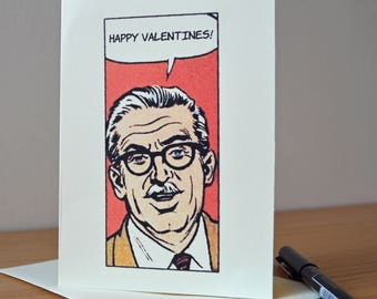 Valentines Card for Her, Valentines Card for Girlfriend, Funny Valentine Card, Valentine Card for Wife, Valentine Card for Girl