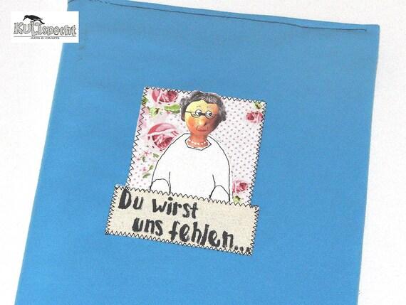 Gro es buch geschenk verabschiedung blaues fotobuch a4 for Abschiedsgeschenk ruhestand