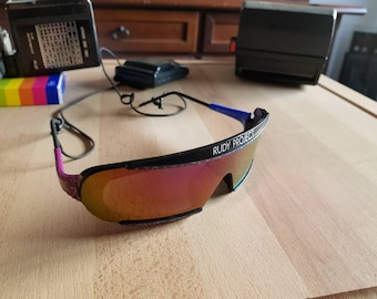 Vintage Rudy Project TYPHOON  sunglasses  made in italy