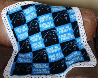 Carolina Panthers  Baby, Toddler Blanket