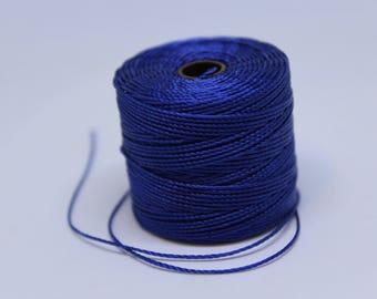 Capri Blue S-Lon Nylon Cording - STR 019