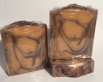 Pure Honey Soap, Cold Process Soap, Homemade Soap, Handmade Soap, Vegan Soap