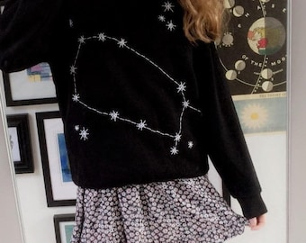 Star Sign Sweater - Gemini - May 21st-June 20th