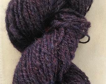 110% Alpaca Handspun Art Yarn