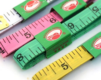 Soft Fiberglass Tape Measure/Tailors Tape/Sewing Tape/Body Tape/60 inch/Sewing Tool