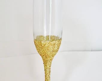 ANY Occasion Glitter Wine Glasses