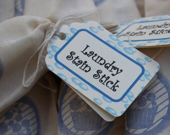 LAUNDRY STAIN STICK | Handmade Soap | Cold Process Soap | Laundry Soap | Stain Remover | All Natural Laundry Soap | Stain Stick | Handmade