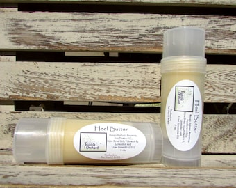 Heel Butter, All Natural, Lotion Bar, 2 oz twist tube, FREE SHIPPING
