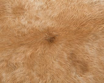 Genuine Brazilian Cowhide, Blonde