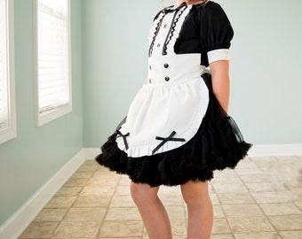 Girls Maid Dress  sc 1 st  Fashion dresses & Girls Maid Dress u2013 Fashion dresses