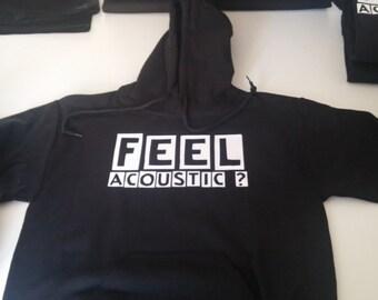 Sweat à capuche 3CG - Feel Acoustic